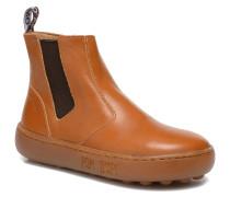 Walk jodpur basic runner Stiefeletten & Boots in braun