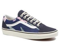 Old Skool W Sneaker in blau