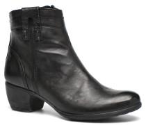Carina Stiefeletten & Boots in schwarz