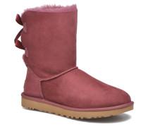 Bailey Bow II Stiefeletten & Boots in lila