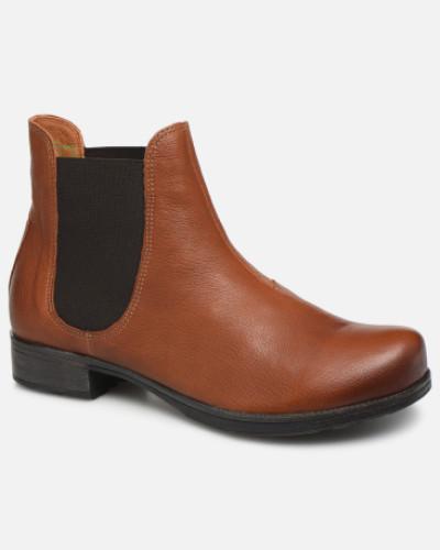 Think! Denk 85027 Stiefeletten & Boots in braun