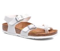 TAORMINA Sandalen in weiß