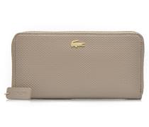 CHANTACO Zip around Portemonnaies & Clutches für Taschen in beige