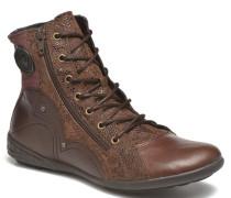 Ness Stiefeletten & Boots in braun