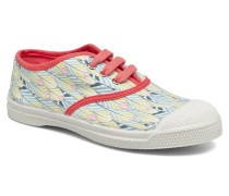 Tennis Lacets Plumes E Sneaker in mehrfarbig