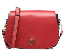 Gigi Hadid Saddle Bag Handtaschen für Taschen in rot