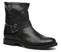 Natalie Short Engineer Stiefeletten & Boots in schwarz