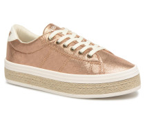 Malibu Sneaker in goldinbronze
