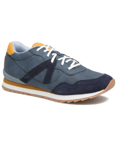 Esprit Damen Astro Lace Up Sneaker in blau Auslass Amazon LW4RdI1N