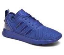 Zx Flux Adv Sneaker in blau