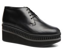 LIMMY Schnürschuhe in schwarz