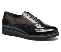 Alix R1901 Schnürschuhe in schwarz