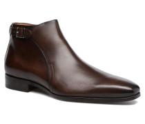 Paddi Stiefeletten & Boots in braun