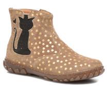 Cute boots cat mini star Stiefeletten & Boots in goldinbronze