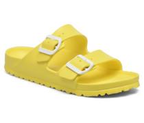 Arizona EVA W Clogs & Pantoletten in gelb