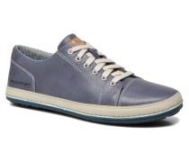 Harborpoint Lace Sneaker in blau