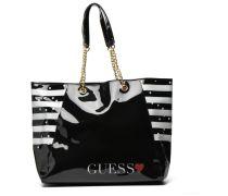 Saint Tropez Beach bag Handtaschen für Taschen in schwarz