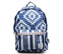 Fiesta Del Sol Dome Rucksäcke für Taschen in blau