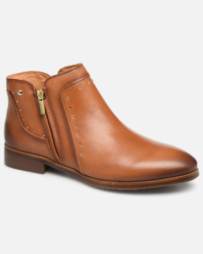 Royal W4D8415 Stiefeletten & Boots in braun
