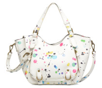 Rotterdam New Splatt S Handtaschen für Taschen in weiß