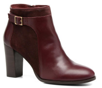VOUAKinBI Stiefeletten & Boots in weinrot