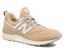 MS574 Sneaker in beige