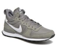 Internationalist Mid Sneaker in grau