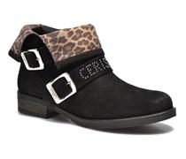 Janis Stiefeletten & Boots in schwarz
