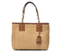 STRAW ROSALIE MD EW TOTE Handtaschen für Taschen in beige