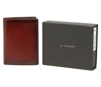 CORENTIN Portefeuille zippée antiRFID Portemonnaies & Clutches für Taschen in weinrot