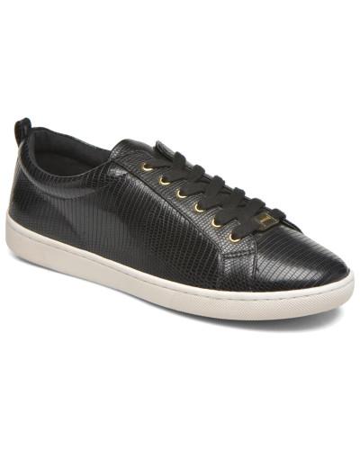 Manhattan Sneaker in schwarz