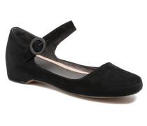 Serena K200491 Ballerinas in schwarz