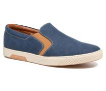 MANU H Sneaker in blau