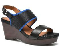 Vadeliane Sandalen in schwarz