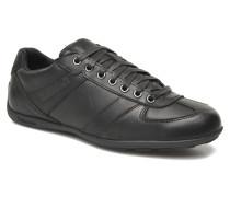 Earthkeepers Hookset Low Profile Leather Ox Sneaker in schwarz