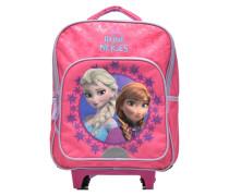 Sac à dos Trolley Reine des neiges Rucksäcke für Taschen in rosa
