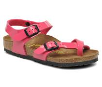 Taormina BirkoFlor Sandalen in rosa