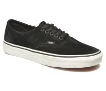 Authentic Decon Sneaker in schwarz
