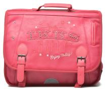 Cartable Happy 38cm Schulzubehör für Taschen in rosa