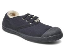 Tennis Fourrees E Sneaker in blau