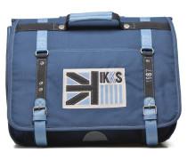 Cartable UK 41cm Schulzubehör für Taschen in blau