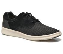 Hepner Woven Sneaker in schwarz