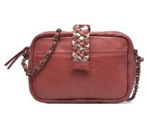 PIVO Leather Crossbody bag Handtaschen für Taschen in weinrot