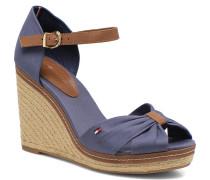 Elena 1D Sandalen in blau