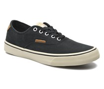 JJ Surf Cotton Low Sneaker in schwarz