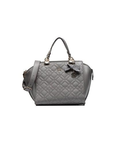 guess damen guess ines satchel m handtaschen f r. Black Bedroom Furniture Sets. Home Design Ideas
