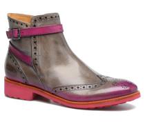 Amelie 11 Stiefeletten & Boots in grau