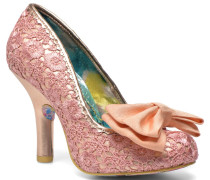 Mal E Bow Pumps in rosa