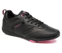 Sarabi Lace Wo Sneaker in schwarz
