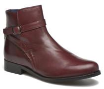 Botania Stiefeletten & Boots in weinrot